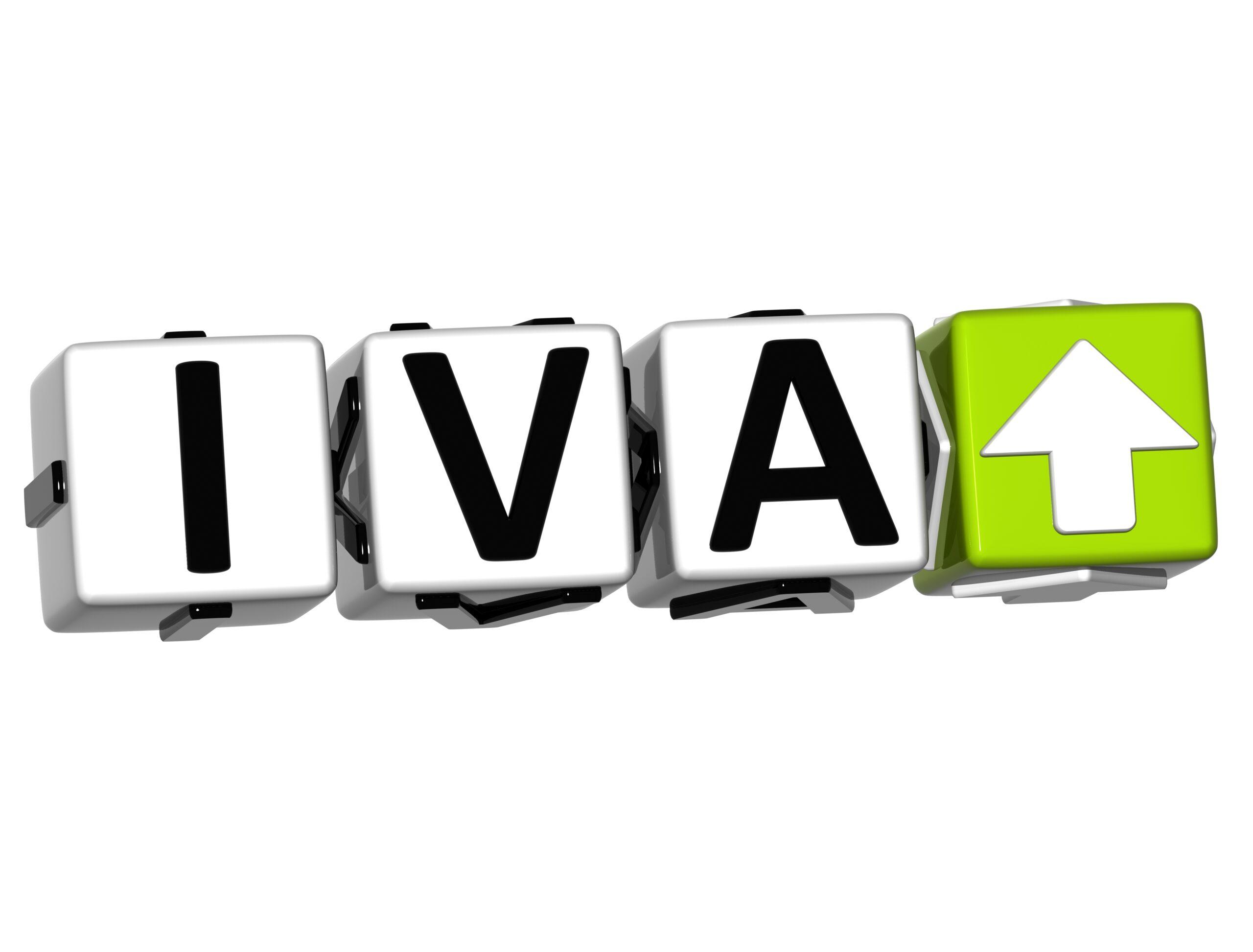 Blog 4 - Subida de IVA